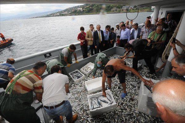 Balıkçıların 140 günlük hasreti sona eriyor…