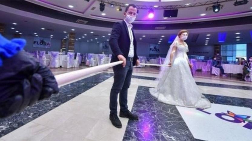 81 il için düğün yasağı genelgesi açıklandı
