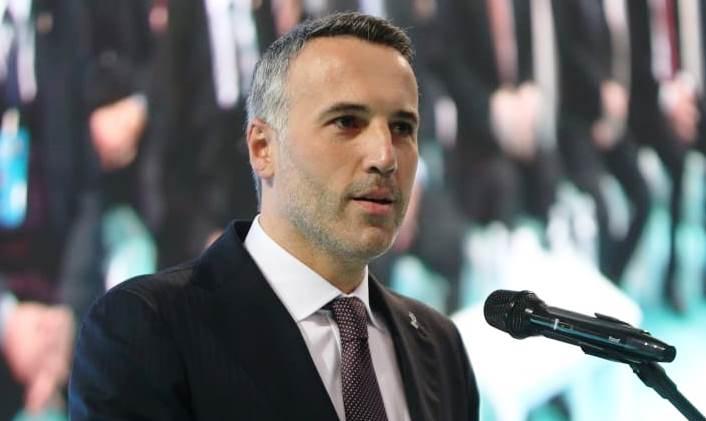 AK Parti Sakarya 7'nci Olağan İl Kongresinde Yunus Tever Güven Tazeledi