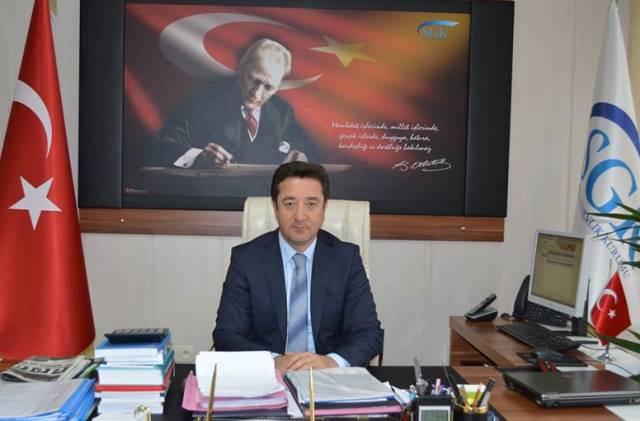 """SGK Sakarya il Müdürü Erhan ÇAVUŞ""""Yapılandırmada son gün 1 Şubat"""""""