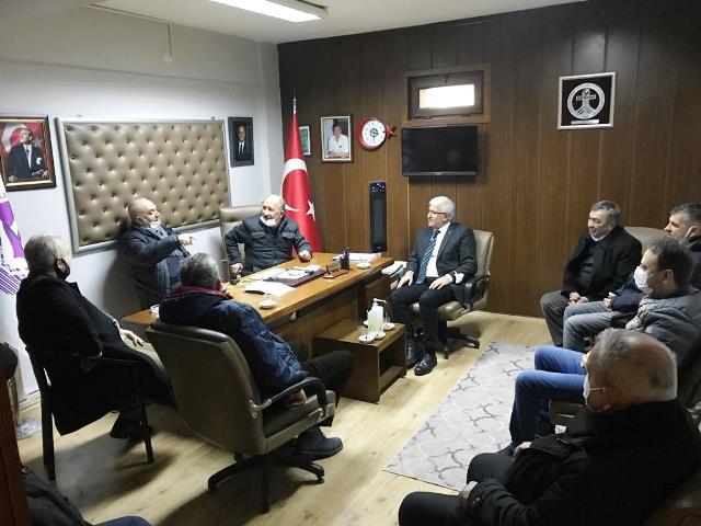 """Sakarya Kahveciler Odası Başkanı Mehmet Altay""""Bizi Kovid-19 değil, açlık öldürecek"""""""