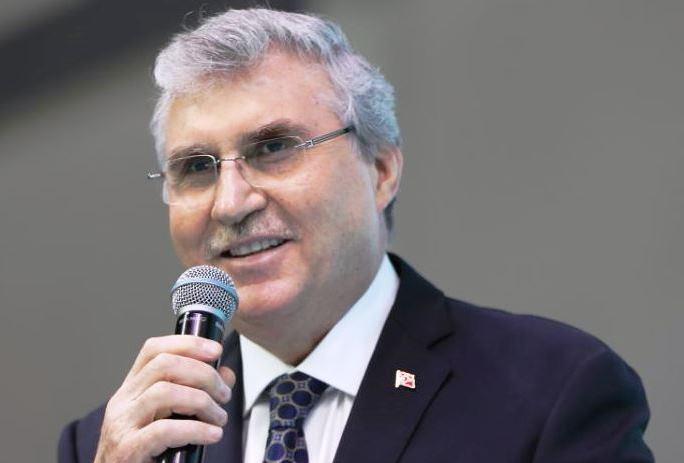 """Ekrem YÜCE""""Kadınlar AK Parti davasının öncüleridir"""""""