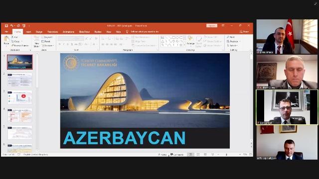 Azerbaycan Sakaryalı yatırımcıları bekliyor