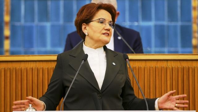 """Akşener """"İYİ Parti, hakkını arayan her kadının daima yanında olacaktır"""""""