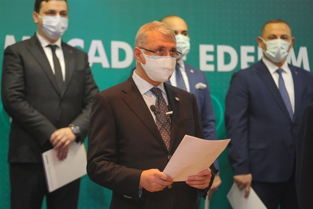 Sakarya Pandemiyi Aşacak Güce Sahiptir