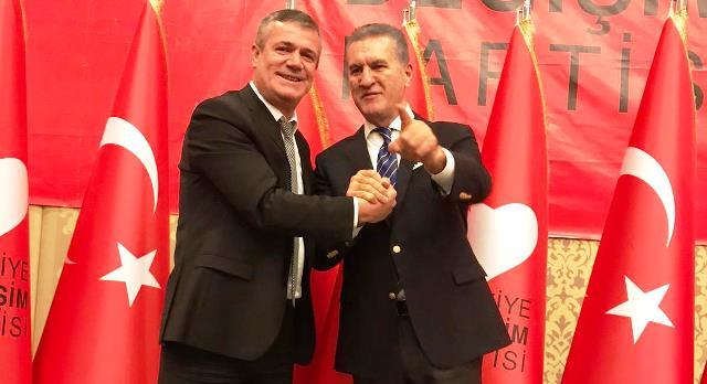 TDP Lideri Sarıgül'den, Fahri Yıldız'a övgü dolu sözler