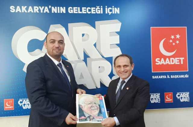 "CHP'li Başkan Keleş: ""Sakarya Modelini Oluşturmak Gerekli"""
