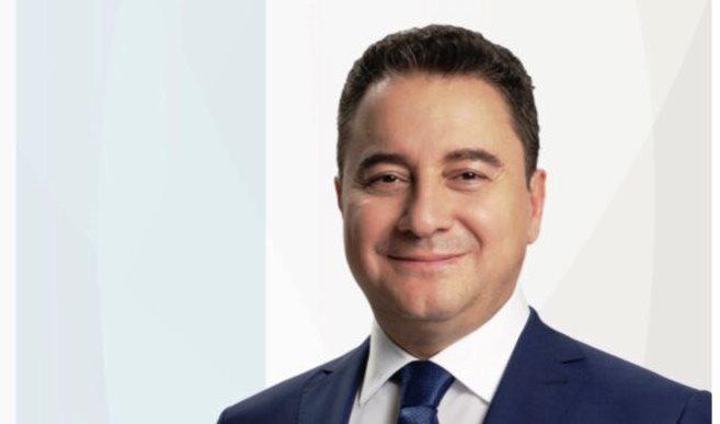 ALİ BABACAN:  'Sayın Erdoğan Merkez Bankası'nın başına kendini atasın'