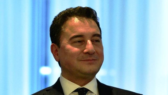 ALİ BABACAN  'Ekonomiyi düzeltmenin yolu hukuk devletinden geçer'