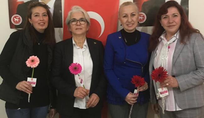 Nigar Akman'dan Kadınlar Günü Mesajı