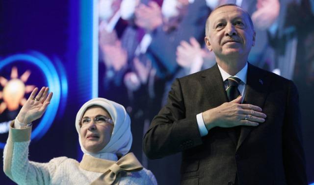 """Cumhurbaşkanı Erdoğan""""21. yüzyılı ve ötesini kuşatacak büyük ve güçlü Türkiye'yi inşa ediyoruz"""""""