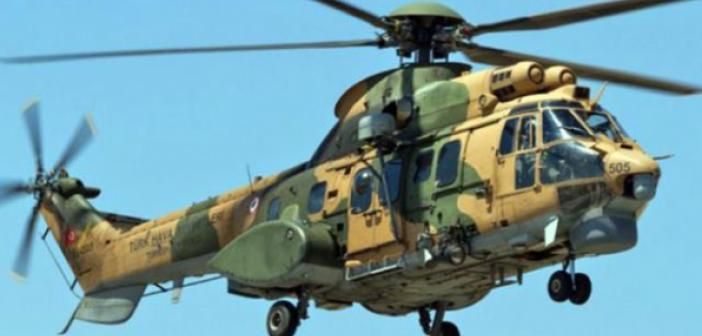 Tatvan'da  helikopter düştü, 11 şehit!