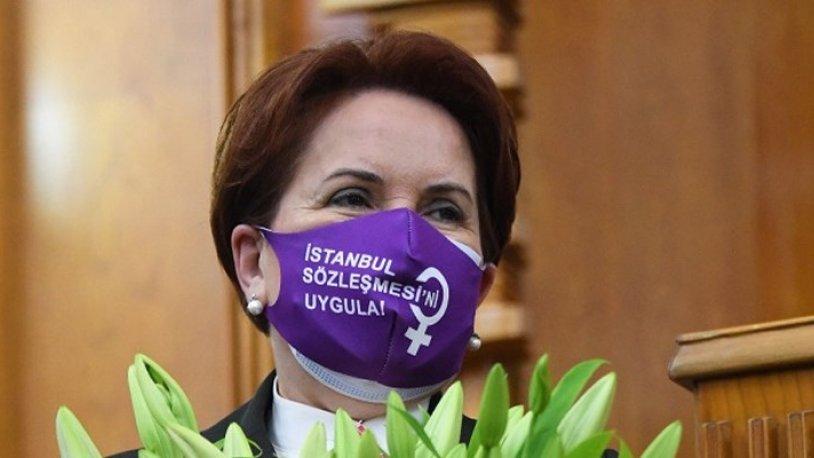 Meral Akşener'den İstanbul Sözleşmesi için hamle!