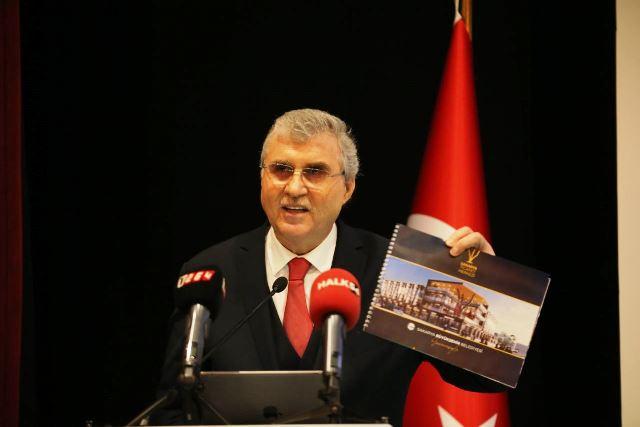 Büyükşehir Belediyesi Nisan Meclis Toplantısı Yapıldı