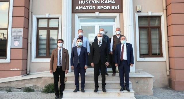 Ekrem Yüce; Yaşar Zımba'nın yanındayım..