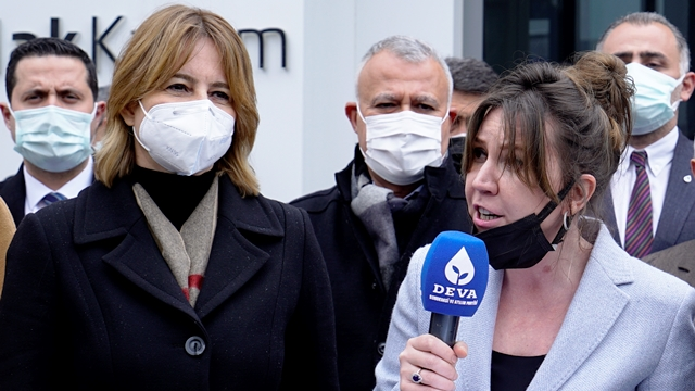 DEVA Partisi, Kanal İstanbul projesi için itiraz dilekçesini verdi