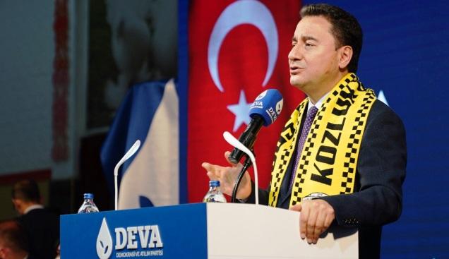 Ali Babacan, 'Kürt meselesi var mıymış, yok muymuş, Kozluk'a gelin anlatsınlar'