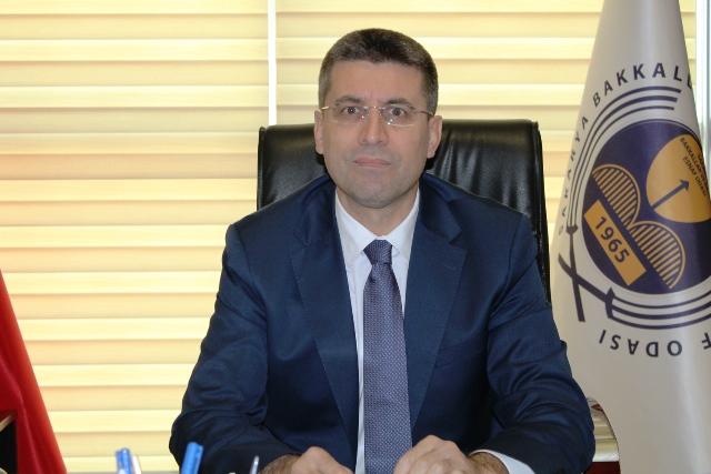 """Ahmet Akdardağan """"Ramazan ayına sayılı günler kala zincir marketlerin oyunları yine başladı"""