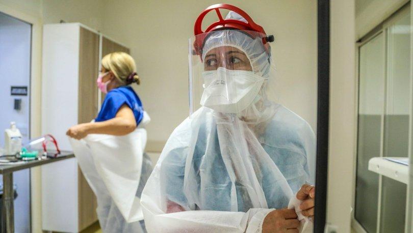 Koronavirüs salgınında yeni vaka sayısı 54 bin 740