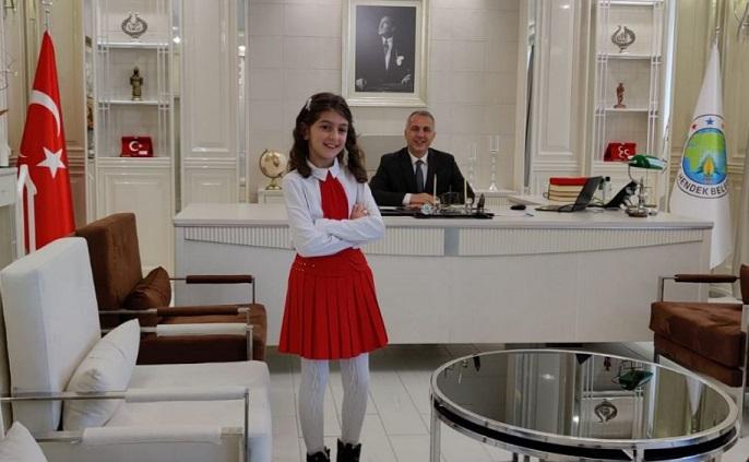 Turgut Babaoğlu, 23 Nisan Ulusal Egemenlik ve Çocuk Bayramı dolayısıyla mesaj yayınladı.