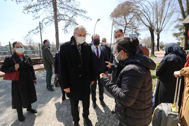 Taraklı Termal'de 'Sağlık İçin Kaplıca' projesi Başladı