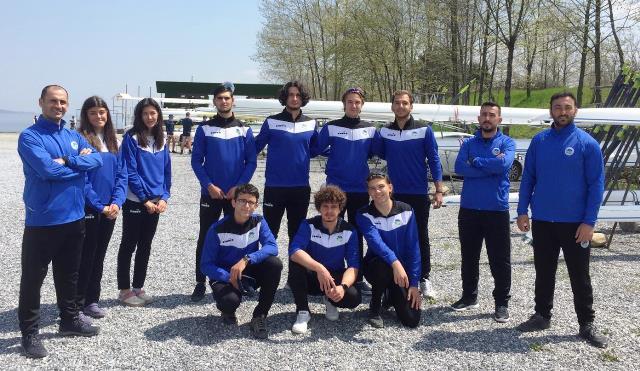 Sakarya Büyükşehir Belediyesi Kürek takımından 6 madalya