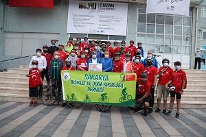 Adapazarı Belediyesi'nden Bisiklet Turu