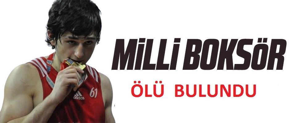 Avrupa boks şampiyonu milli boksör Resul Küçük (27), evinde ölü bulundu.