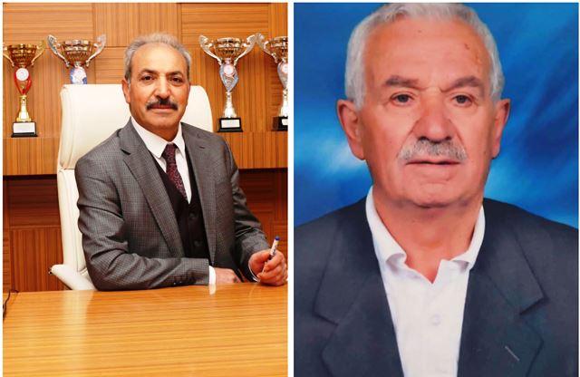 Atatürk İlkokulu Müdürü Tekin Ateş'in babası Ahmet Ateş  vefat etti.