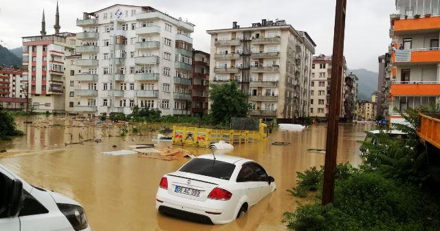 Türk Tabipleri Birliği Artvin İli Arhavi İlçesi Sel Felaketi Raporu