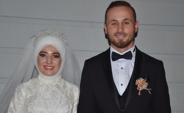 Ayşe ile Şaban ; rüya gibi düğünle evlendi