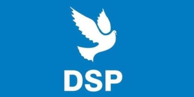 DSP Başkanlık Kurulu Toplandı.