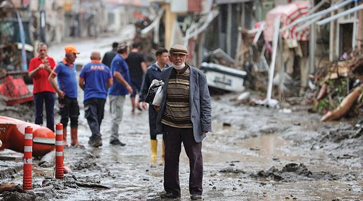 Sel Bölgesinde 329 kayıp başvurusu yapıldı