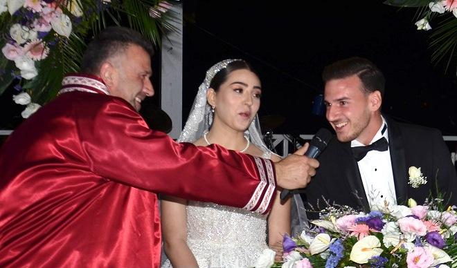 Prof. Dr. Aydın Yılmazer; oğlu Muhammet Ali'yi evlendirdi