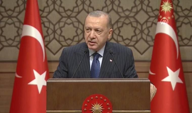 Erdoğan: Türkiye 2023'te yeniden şahlanışa geçecek