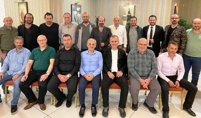 Sakarya Kartvel Gürcü-Laz Kültür Derneği yönetimi toplandı